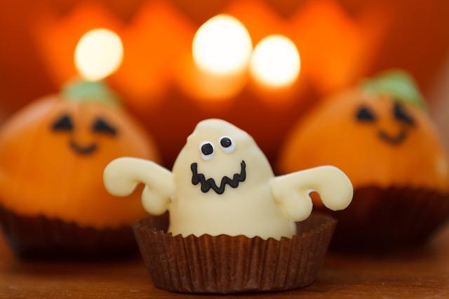 Not low carb - Halloween treats